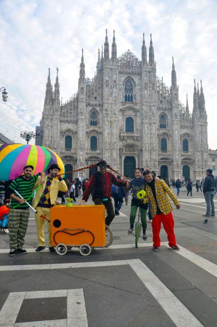 Parata Marcia Dirittit Bambini Milano 2014